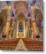 Magnificent Cathedral V Metal Print