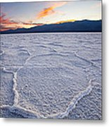 Magnificent Desolation Metal Print