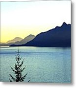 Magnificent Howe Sound Metal Print