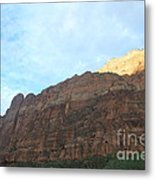 Magnificent Light Metal Print