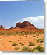 Magnificent Monument Valley Metal Print by Christine Till