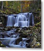 Magnificent Waterfall Metal Print
