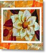 Magnolia Seduction Metal Print