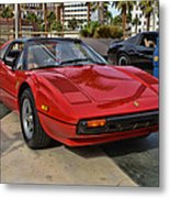 Magnum Pi Metal Print by Tommy Anderson