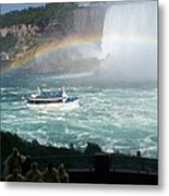 Maid Of The Mist -41 Metal Print