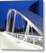 Main Street Bridge Metal Print