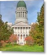 Maine State House I Metal Print