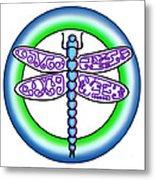 Maine-wabanaki Reach Logo Metal Print by Arla Patch