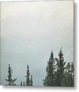 Majestic - Banff Metal Print