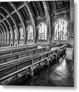 Majestic Architect Metal Print