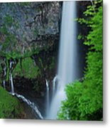 Majestic Kegon Falls Metal Print