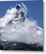 Majestic Mountain  Metal Print