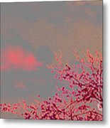 Majestic Skies Metal Print