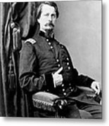 Major General Winfield Hancock Metal Print