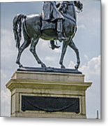 Major-general Winfield S. Hancock Metal Print