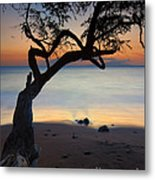 Makena Breeze Metal Print