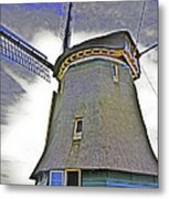 Making Energy Dutch Style Metal Print