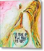 Making You Happy  Metal Print