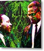 Malcolm And The King 20140205p68 Metal Print
