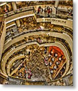 Mall Gallery Metal Print