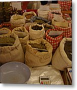 Mallorca Herbs And Spices Metal Print