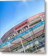 Malmo Arena 01 Metal Print