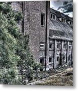 Malt Factory. Metal Print