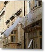 Malta Drying Metal Print
