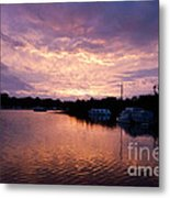 Malthouse Broad Metal Print