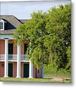 Malus Beauregard House Metal Print
