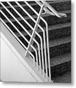 Mam Art Deco Stairs Metal Print