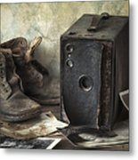 Mama's Memories Metal Print by Amy Weiss