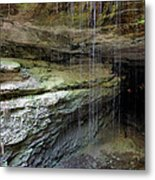 Mammoth Cave Entrance Metal Print
