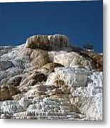 Mammoth Hotsprings 4 Metal Print