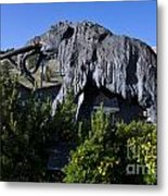 Mammoth Mountain Ski Area Metal Print