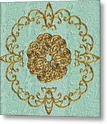 Mandala #114 Metal Print