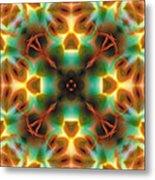 Mandala 133 Metal Print