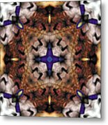 Mandala 17 Metal Print
