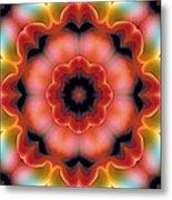 Mandala 91 Metal Print