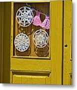 Mandalas Door Metal Print
