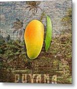 Mango Season Metal Print