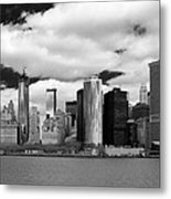 Manhattan 10450 Metal Print