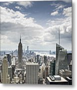 Manhattan II Metal Print