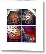 Manholes_06.02.12 Metal Print