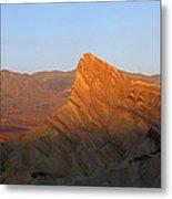 Manly Peak Death Valley Metal Print