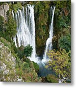 Manojlovacki Slap - Krka National Park - Croatia Metal Print