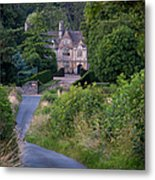 Manor House - Cotswolds Metal Print