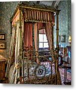 Mansion Bedroom Metal Print