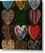 Many Types Of Love Metal Print