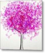 Maple Tree 4 Metal Print